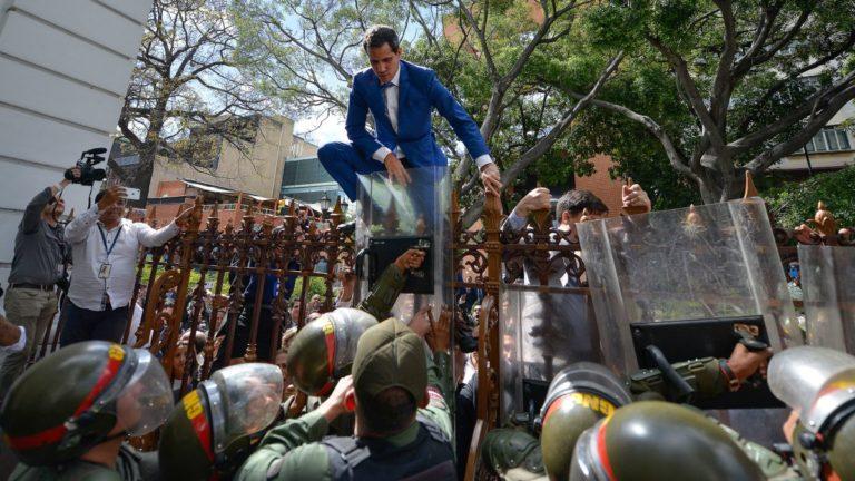 Ataque a Juan Guaidó es una violación a los Derechos Humanos: Grupo de Lima