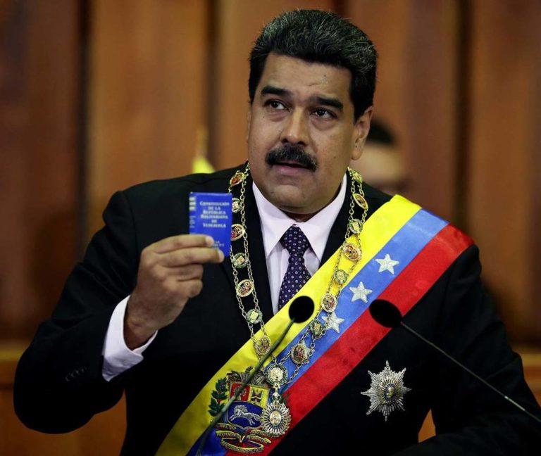 Maduro insiste en restablecer las relaciones con Colombia