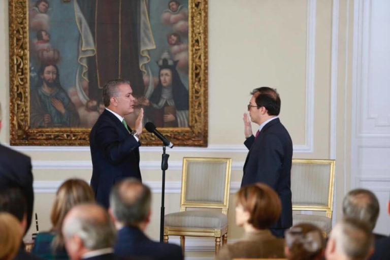 Fiscal Barbosa presentará proyecto para reestructurar la Fiscalía