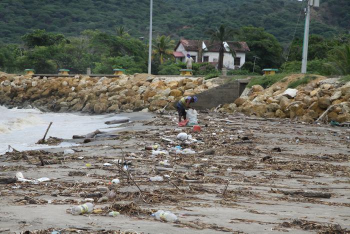 Playas del Atlántico están contaminadas con materia fecal: Invemar