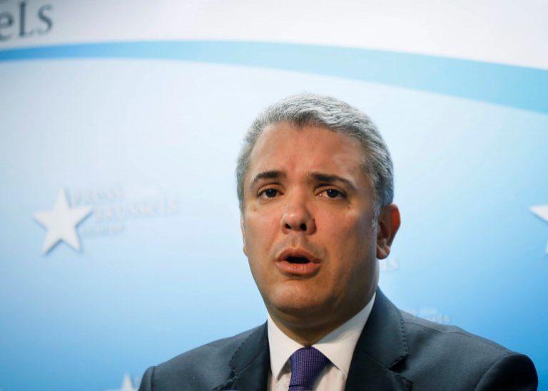 Presidente pide ayuda internacional para crisis de refugiados
