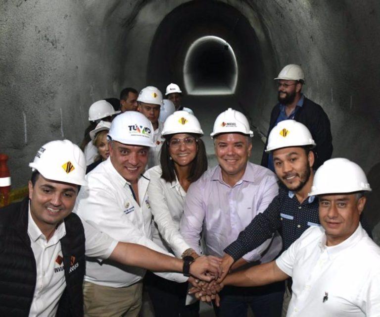 Túnel de la Línea estará listo en mayo