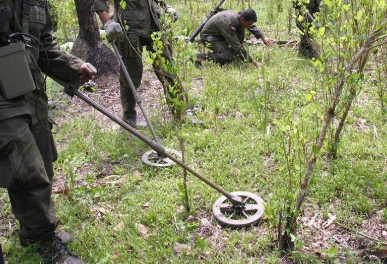 Incrementaron las víctimas de minas antipersonal en Colombia