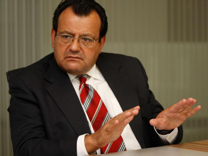 Armando Zamora se posesionó como presidente de la ANH