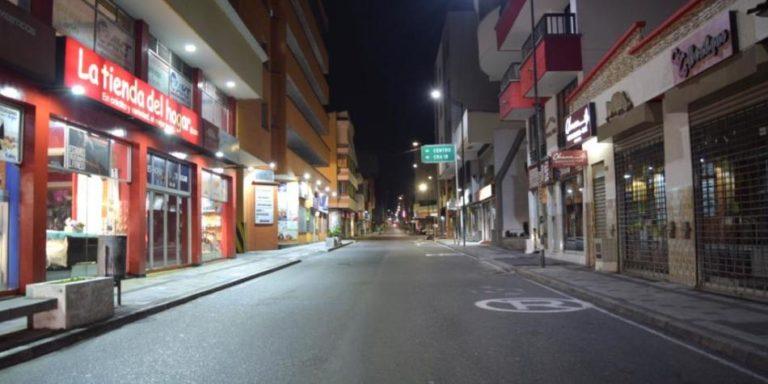 Gobierno ordenó toque de queda nocturno en Bogotá y otras ciudades