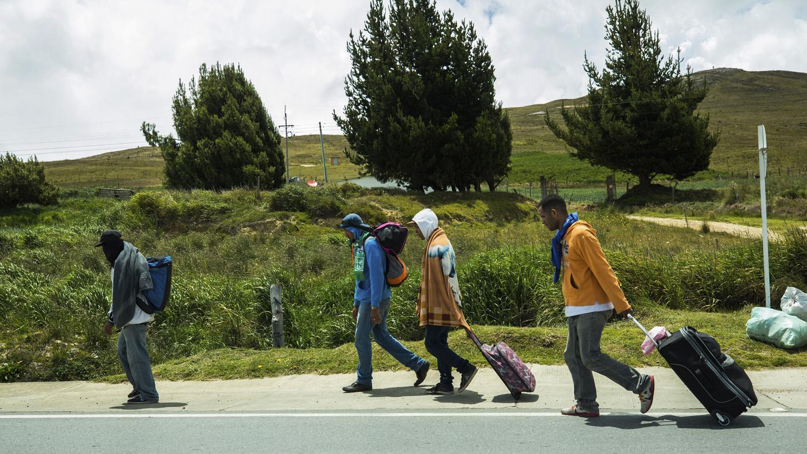 Por segundo mes consecutivo redujo cifra de venezolanos en Colombia