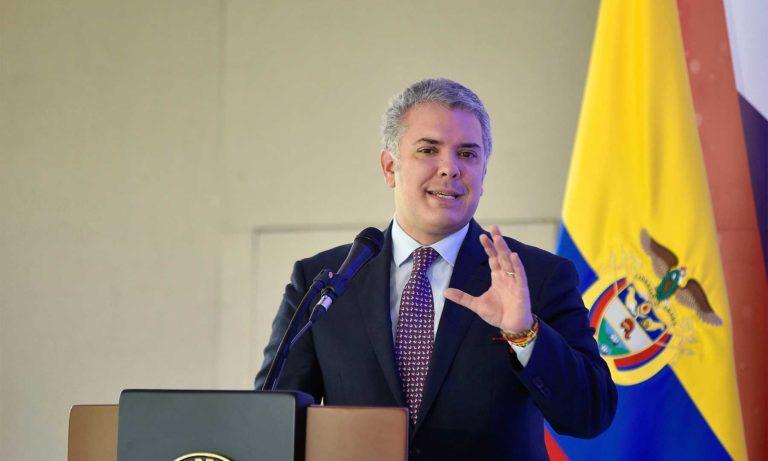 Presidente Duque anunció universidad gratuita para estratos 1, 2 y 3