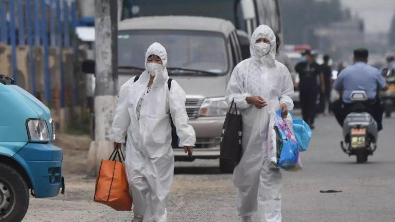 Pekín regresó al confinamiento por rebrote del coronavirus