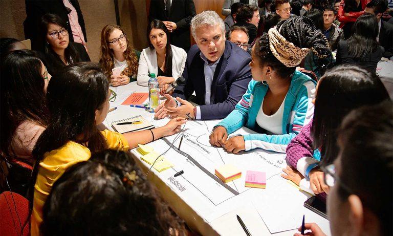 Gobierno Duque creará la Dirección de la Juventud en el ICBF