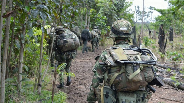 Militares aceptaron responsabilidad en violación de niña embera