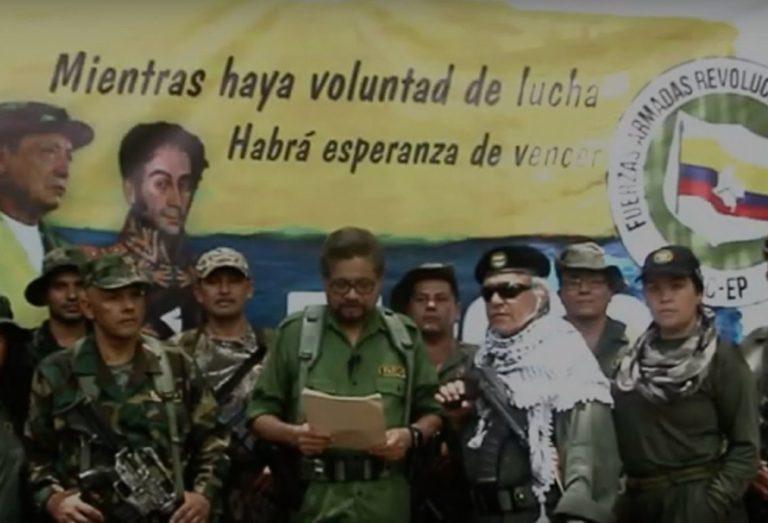EE. UU anunció recompensa por Santrich e Iván Márquez