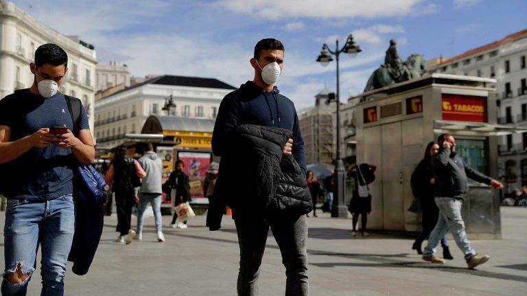 Tras aumento de casos de Covid-19, España toma medidas para evitar una segunda ola