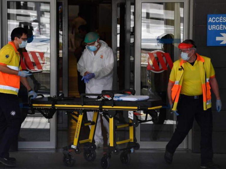 Nuevo confinamiento en España por rebrote de coronavirus