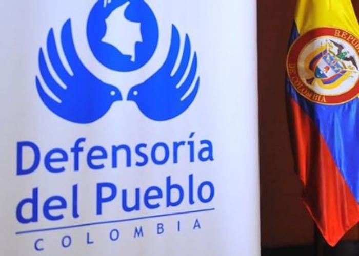 Advertencia de la Defensoría por grupos ilegales en Bogotá