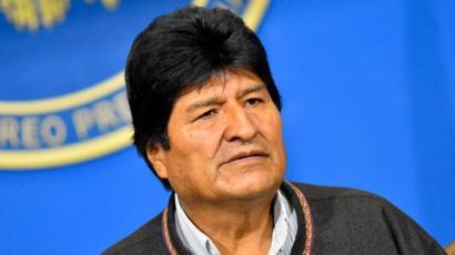 Fiscalía de Bolivia ordena la detención de Evo Morales