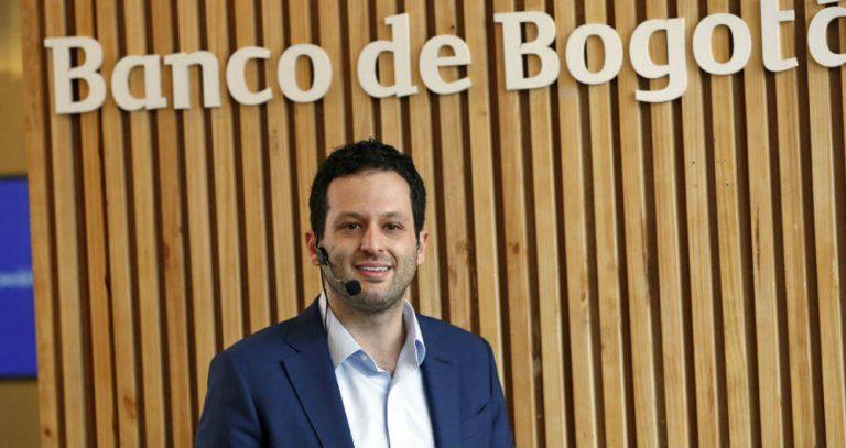 Julio Rojas Sarmiento, nuevo vicepresidente ejecutivo del Banco de Bogotá