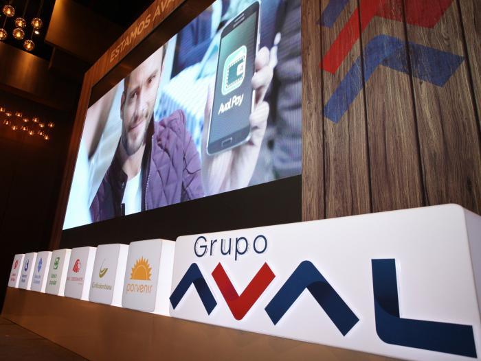 Utilidades del Grupo Aval se contraen en 60% para el segundo trimestre