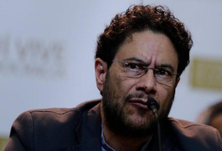 """Cepeda acusó a Miguel Ceballos de ser """"enemigo de la paz"""""""