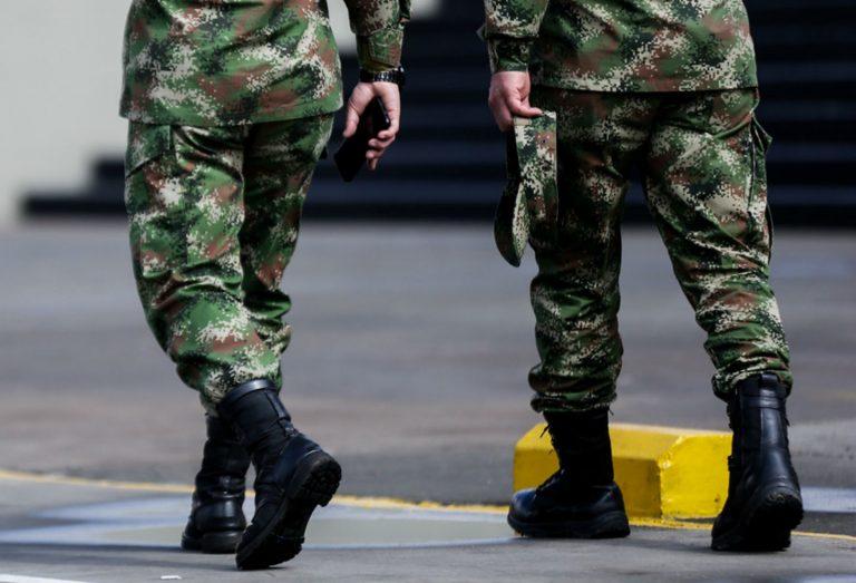 Un coronel y trece soldados del Ejército condenados por 'falsos positivos'