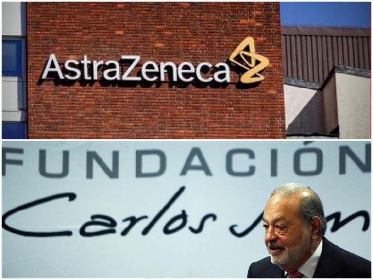 AstraZeneca y la Fundación Carlos Slim se unen para suministrar vacunas para Covid-19 en Latinoamérica