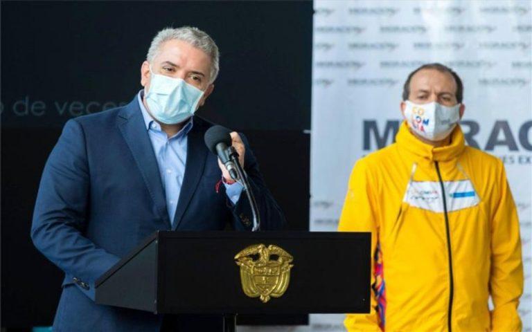 Presidente propone producir vacunas contra el COVID-19