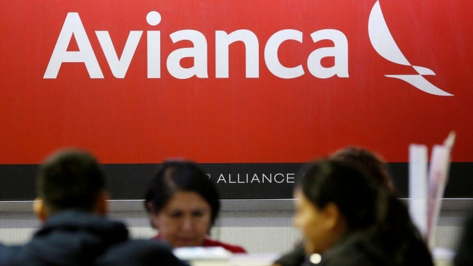 Avianca solicitó US$2.000 ante el Tribunal de bancarrota de Estados Unidos