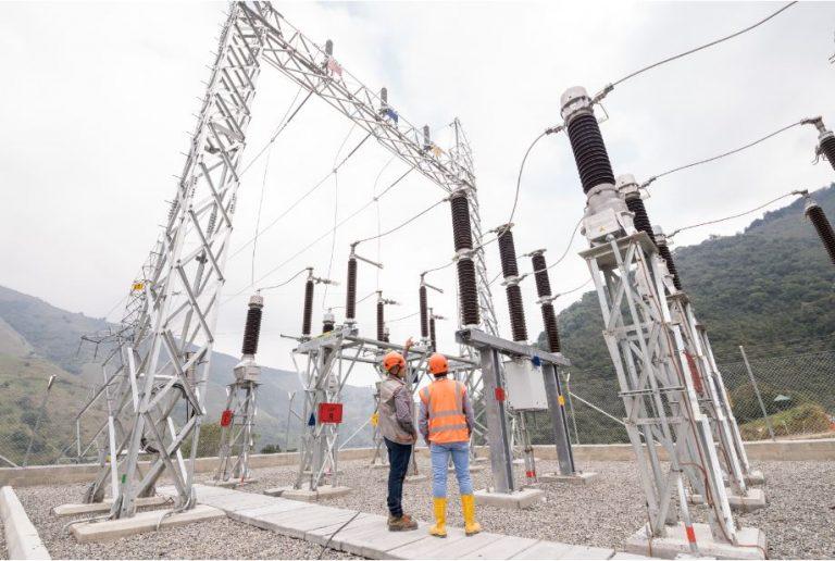 Celsia inauguró central de generación de energía hídrica sostenible en Antioquia