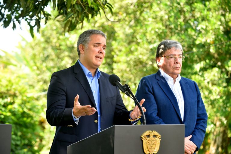 Presidente insiste en extradición de cabecillas del ELN
