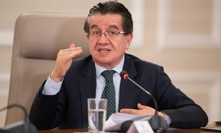 Por protestas ha aumentado la ocupación UCI en Bogotá: MinSalud