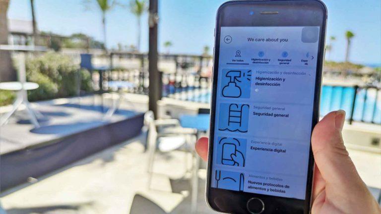Telefónica presentó móviles 'antiCovid' con cámaras térmicas