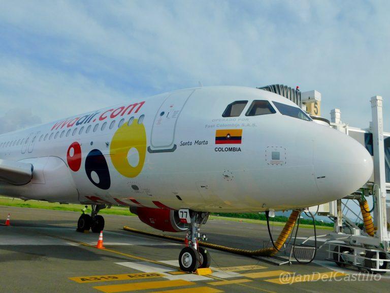Viva Air tiene tres nuevas rutas internacionales