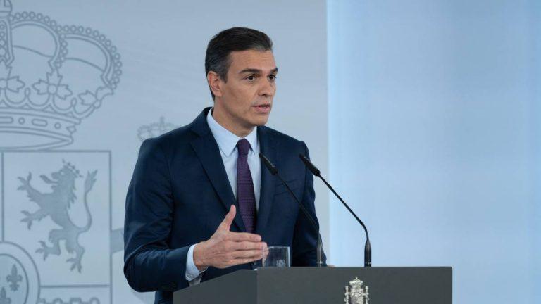 Planean extender estado de alarma en España hasta mayo del 2021