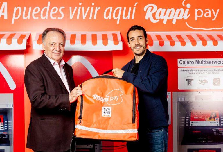 Alianza de Visa y Davivienda permitirá a usuarios de Rappi solicitar tarjeta de crédito