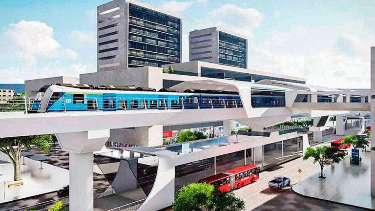 En 2027 Bogotá tendrá lista la construcción de 16 estaciones del metro