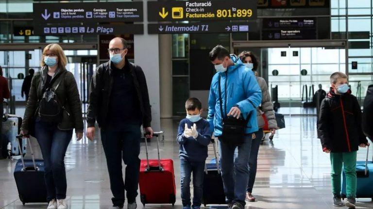España exigirá prueba PCR a viajeros provenientes de Colombia