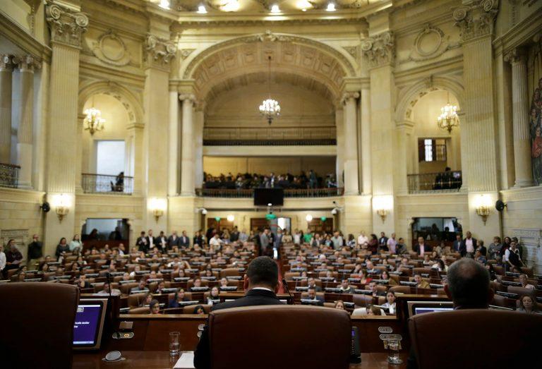 En primer debate Congreso aprobó la reforma tributaria
