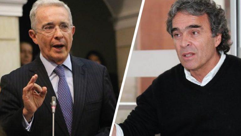 """""""Fajardo es el candidato presidencial de Santos para el 2022"""": Álvaro Uribe"""