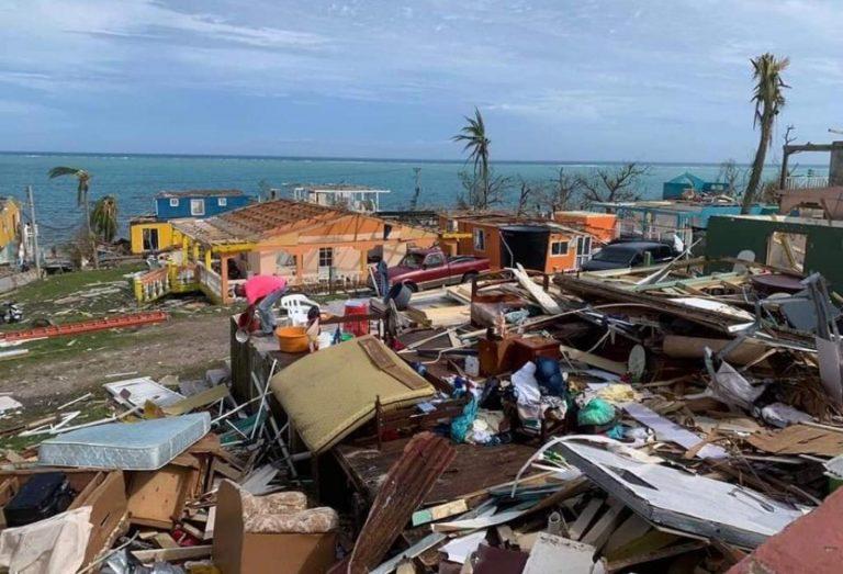 Para reconstrucción de San Andrés y Providencia, Gobierno contratará toda la mano de obra local