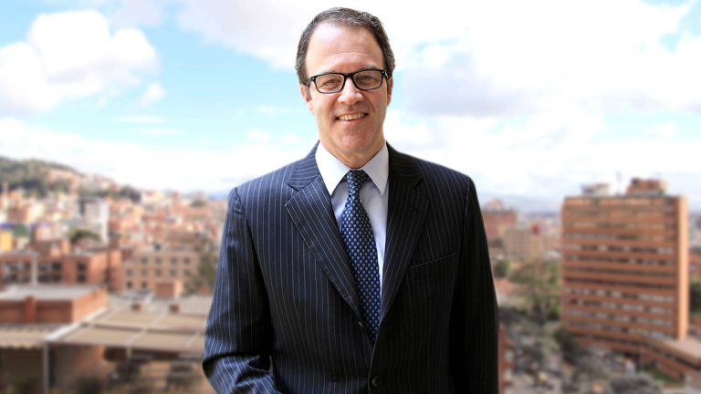 Andrés Escobar sale de la gerencia del Metro de Bogotá