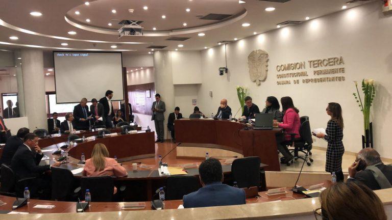 Comisión tercera de la Cámara hundió proyecto de renta básica