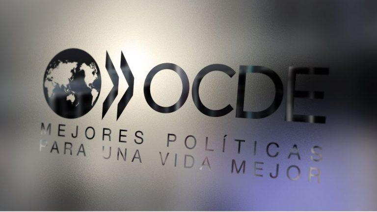 Ocde recomienda no aumentar impuestos ante dificultades por la crisis