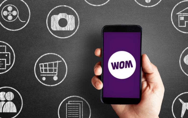 Wom espera tener 1 millón de usuarios en 2021