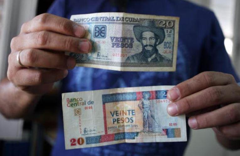 Cuba unificará sus dos monedas en 2021