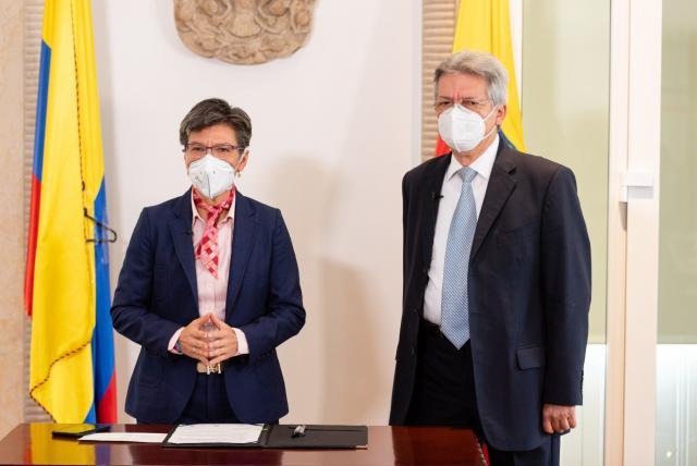Leonidas Narváez, nuevo gerente del Metro de Bogotá