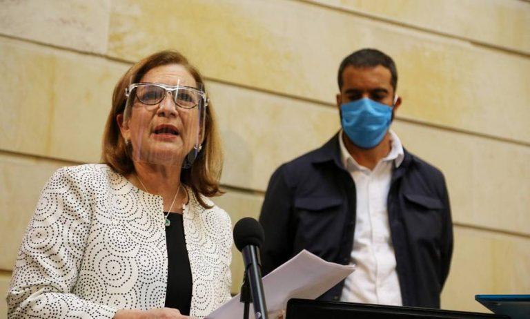 Los primeros días de la procuradora Margarita Cabello Blanco