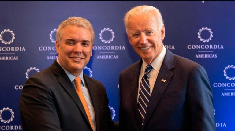 Panorama de las relaciones de Colombia y Estados Unidos en el gobierno de Biden