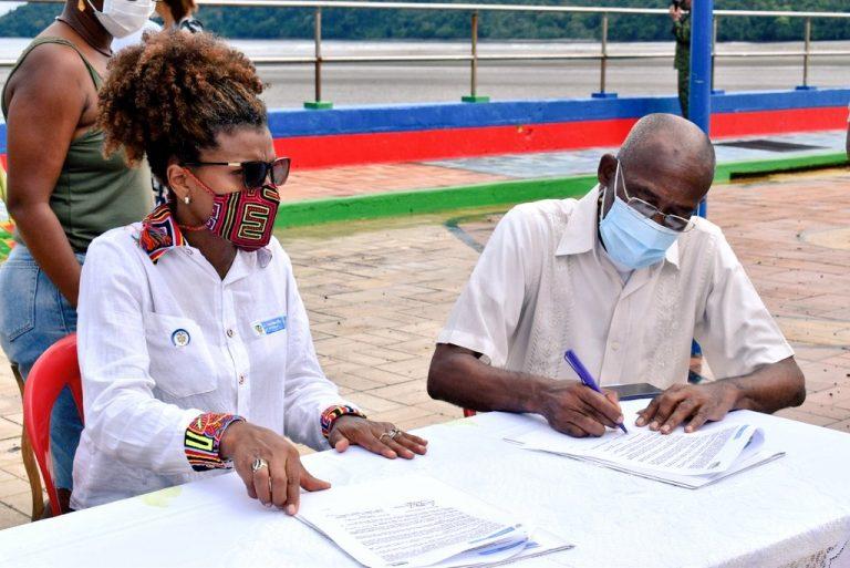 Centro Regional de Investigación e Innovación será construido en Bahía Solano por Minciencias