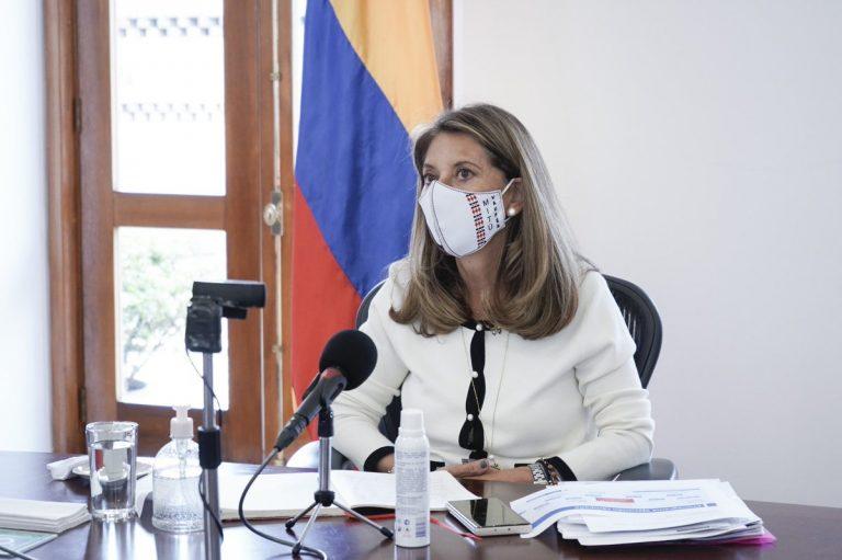 Vicepresidenta pide garantías para mercenarios colombianos detenidos en Haití