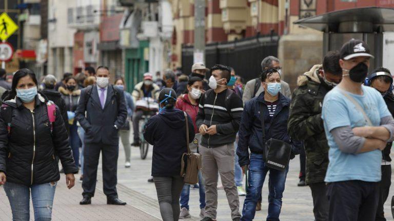 Colombia, entre los peores lugares del mundo para vivir durante la pandemia