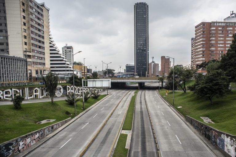 Así será la cuarentena total en Bogotá este fin de semana